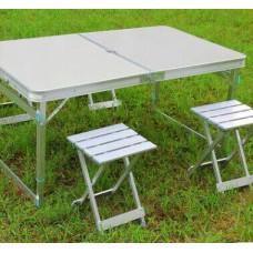 โต๊ะพับปิคนิคอลูมิเนียม