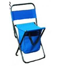 เก้าอีัตกปลามีกระเป๋า
